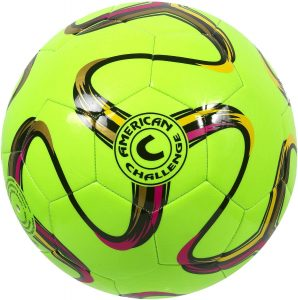 American Brasilia Ball available in size 4 and it's a great option for playing futsal.