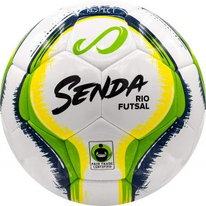 Best futsal ball from Senda athletics.