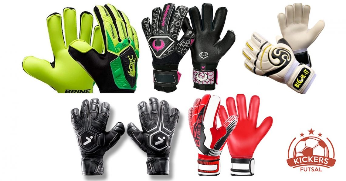 Soccer Goalie Gloves with German Latex Palm for Better Grip and Fingersaves for Ultimate Protection of Fingers Goalkeeper