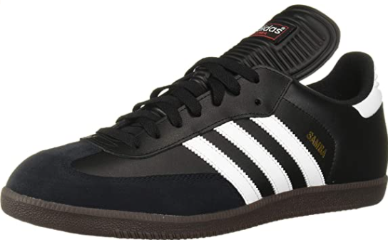 Adidas Performance Men's Samba Classic futsal shoe for wide foot